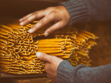Lupochem Candles